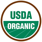 USDA Certified organic fruit