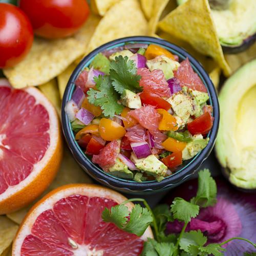 add grapefruit to diet