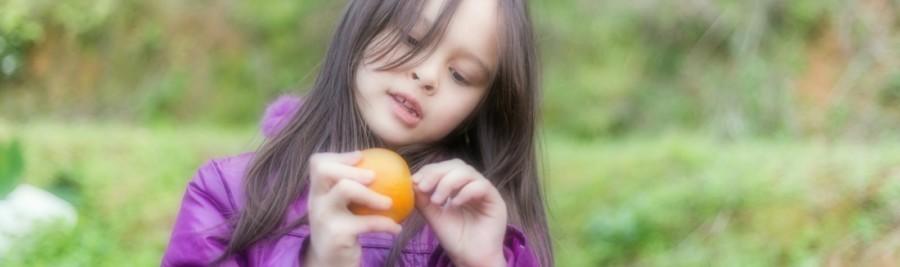 Organic Mandarins: the Easiest Way to Get Kids Eating Citrus