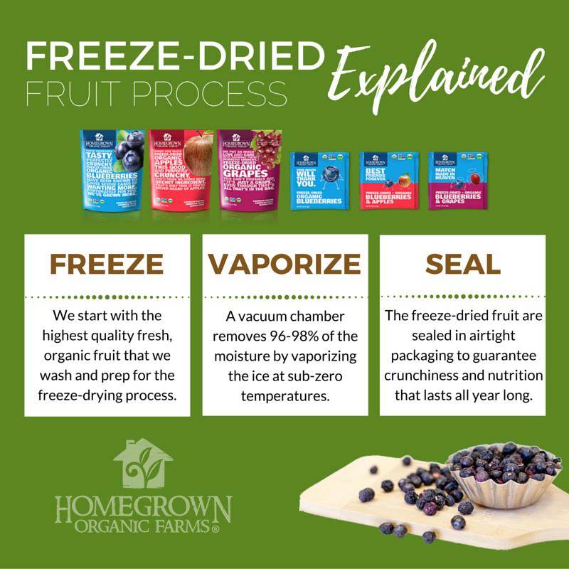 are freeze dried fruit healthy paopu fruit