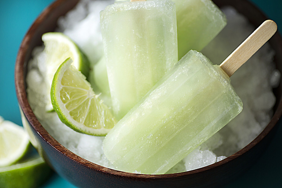 Limeade Popsicles | Recipes for Summer