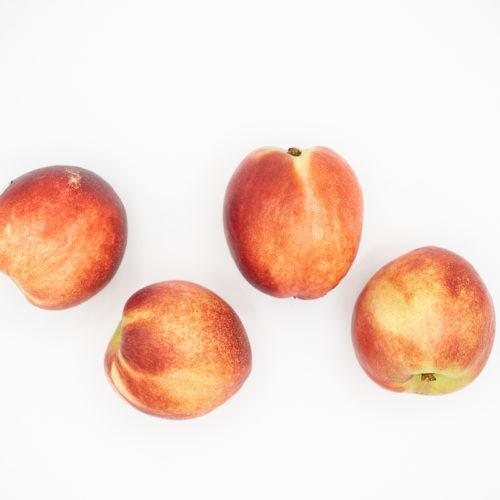 Organic Dulce Vida White Nectarines